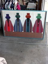 Bolivia weaved picture in Chicago, Illinois