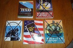 College School Books in Fort Bliss, Texas