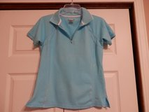 Turquois Danskin Now Polo in Fort Riley, Kansas