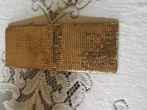 Gold Metallic wallet Vintage in Las Cruces, New Mexico